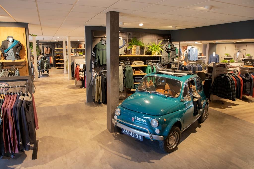 De sfeervolle winkel in Feanwâlden Foto: Willemke de Bruin © Actief Media