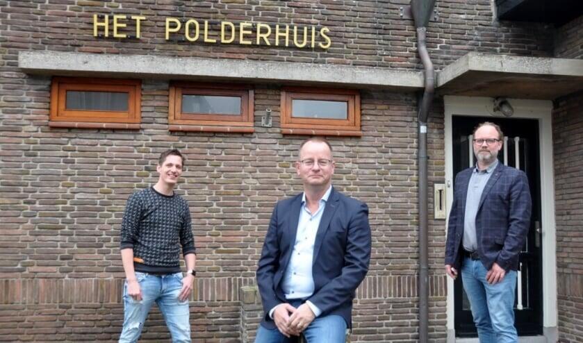 <p>• Job Schepers, René de Lange en Duncan Whyte.</p>