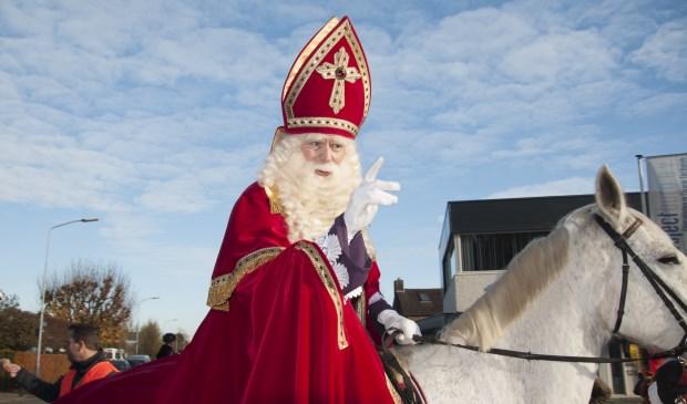 Sinterklaasintocht in Brummen 2018. Foto: Marion Verhaaf