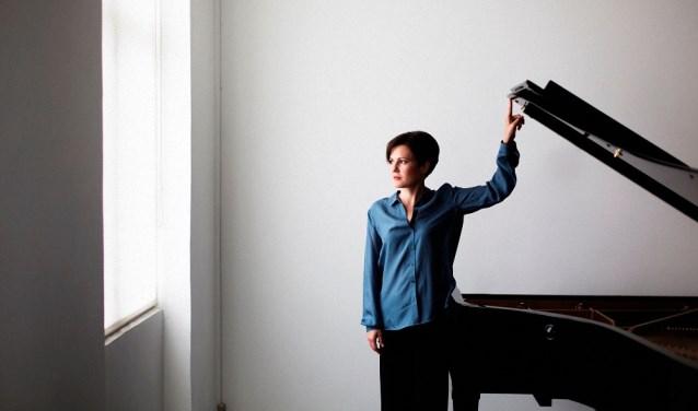 Pianiste Hanna Shybayeva