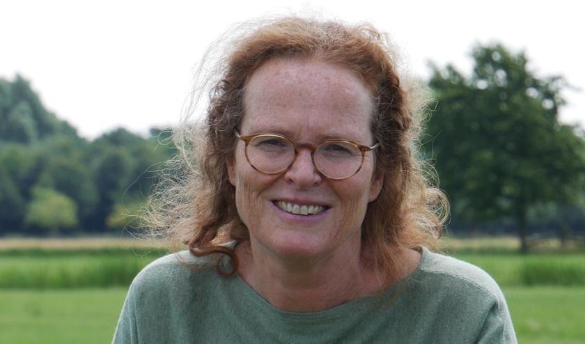 <p>Schrijfster Rosemarie Slobbe</p>