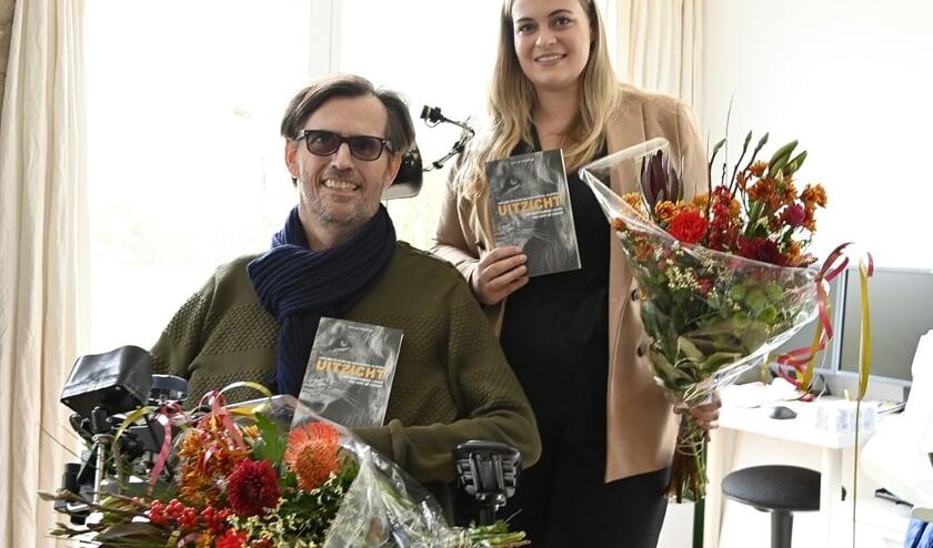 <p>Adri de Visser en Julia van Miltenburg</p>