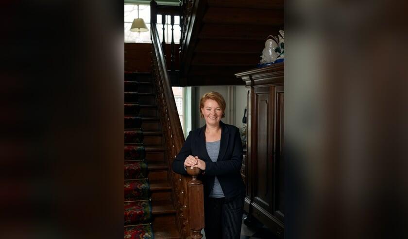 Léontine van Geffen-Lamers. Foto: Arnold Reyneveld