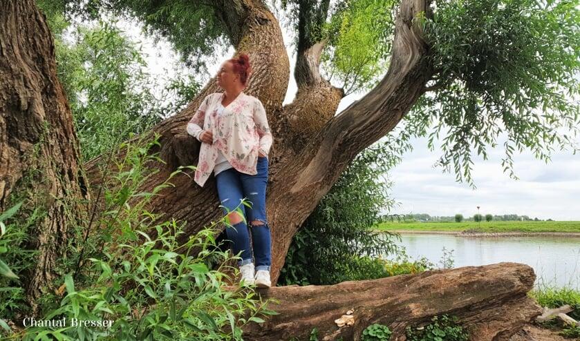 Nicole van der Maten, kindercoach van De Reuzenboom, gaat op ontdekkingstocht met uw kind naar hun eigen ik. (Eigen foto)