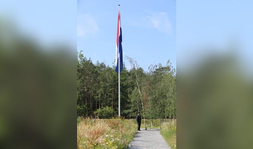 <p>De Nationale Veteranen Begraafplaats Loenen.</p>
