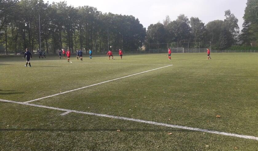 <p>Geslaagde voetbal ochtend voor de G-teams</p>