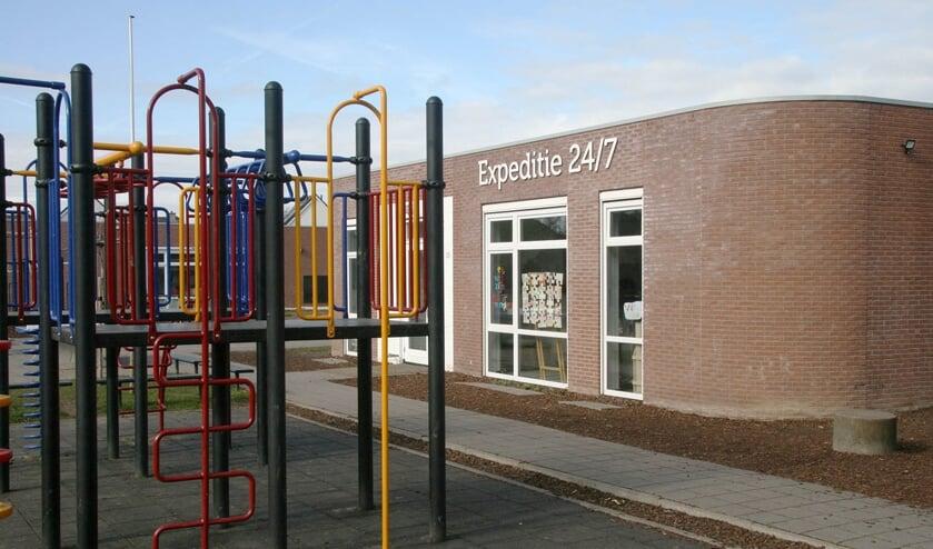 <p>Basisschool Expeditie 24/7 aan de Meengatstraat in Brummen.</p>