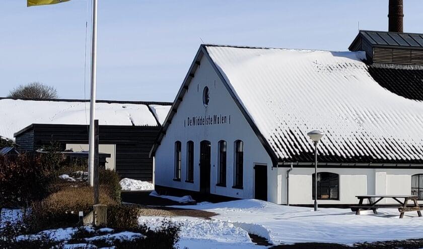 <p>Museum de Middelste Molen</p>