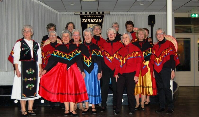 <p>Volksdansvereniging Zarazan</p>