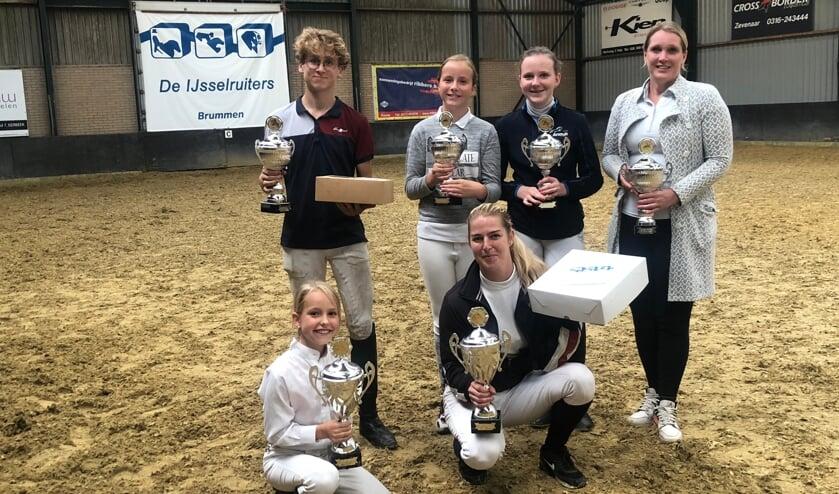 <p>Clubkampioenen 2021 IJsselruiters.</p>