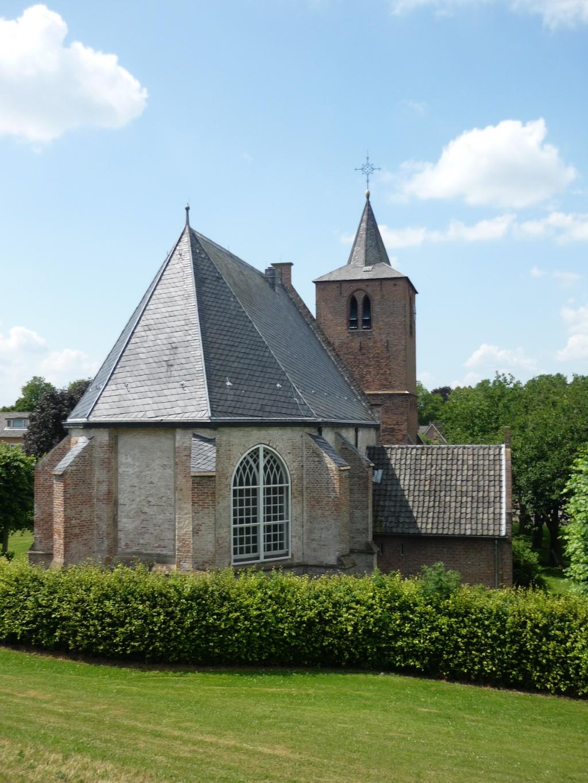 Het kerkje van Gendt. (foto: Lian Steenhof-ten Kate) Foto:  © Hét Gemeentenieuws