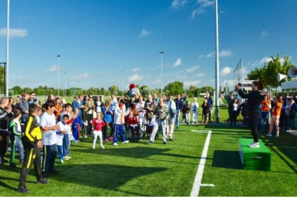 Op weg naar Vitale Sportparken  © Hét Gemeentenieuws