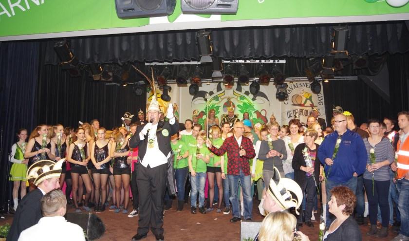 Finale Pronkzittingen 2017 (foto: Peter Ariese)