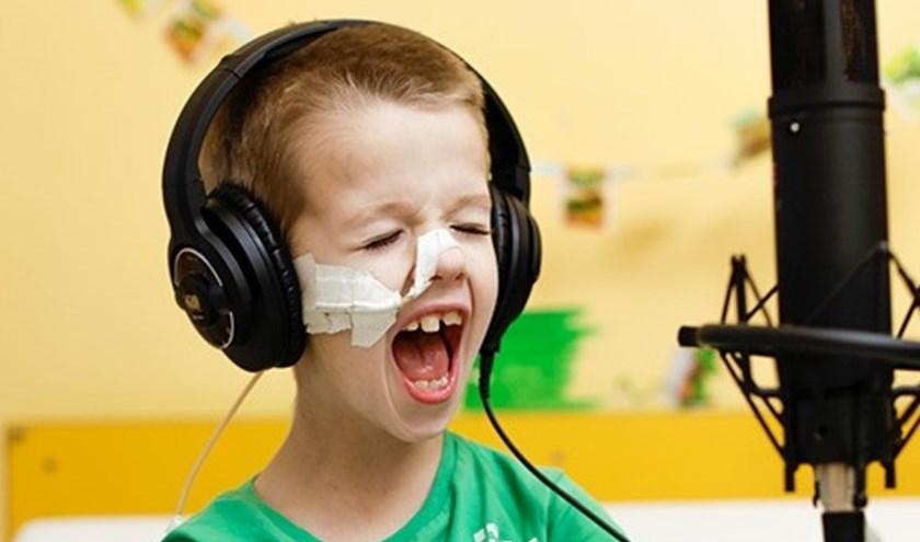 Liedjesfabriek, voor kinderen een unieke muziekbeleving. (foto: Stichting De Liedjesfabriek)