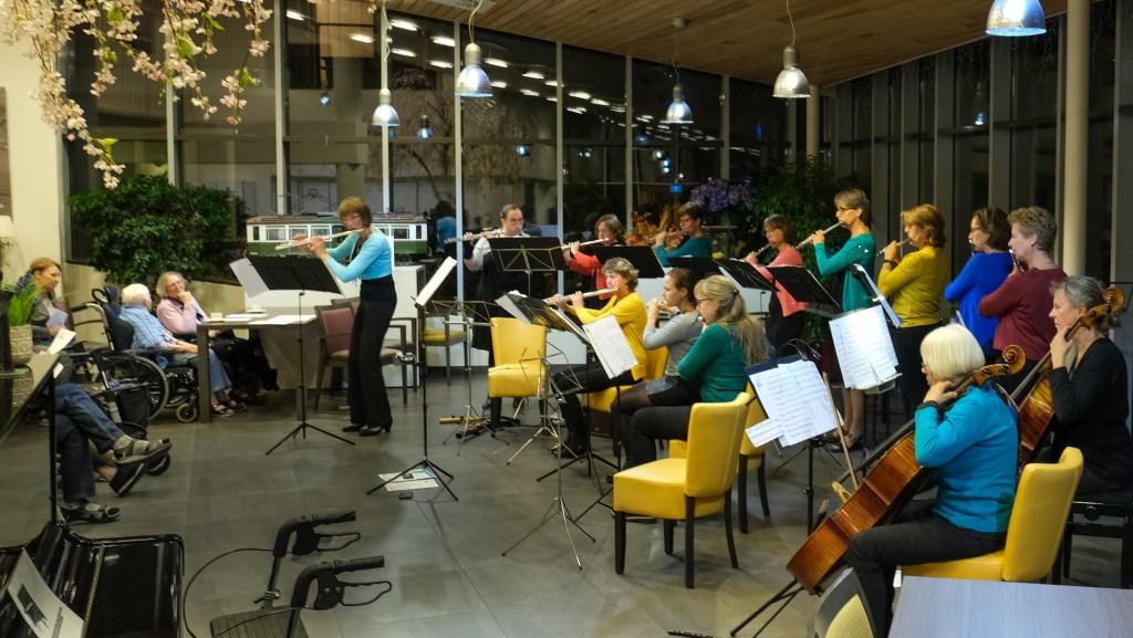 Donna&Dwars in Concert. (eigen foto) Foto: eigen beheer © Hét Gemeentenieuws