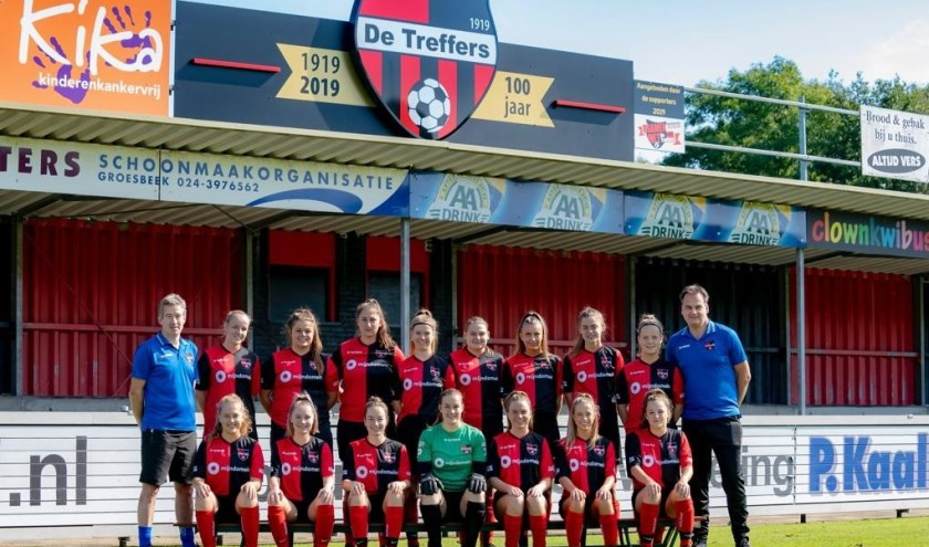 Teamfoto 2019/2020. (foto: Jan Peeters)