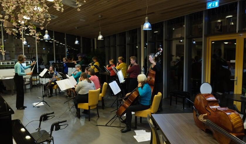 Donna&Dwars in Concert. (eigen foto)