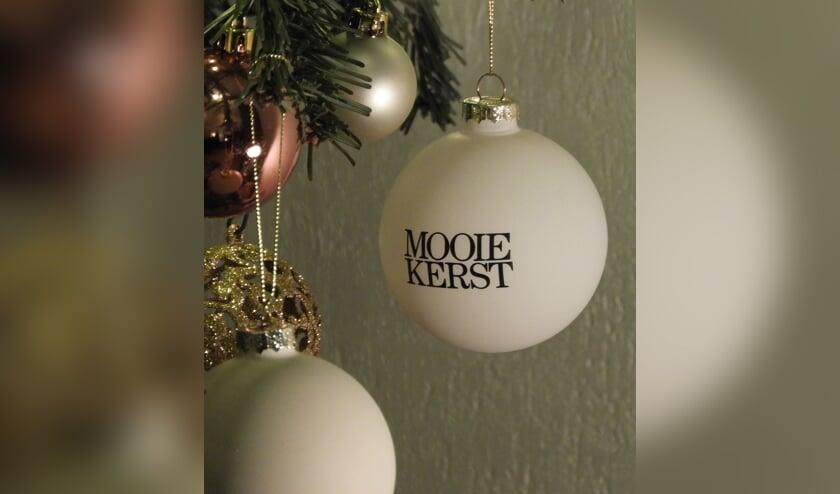 Kerstsfeer. (foto: Dini Huijbers)
