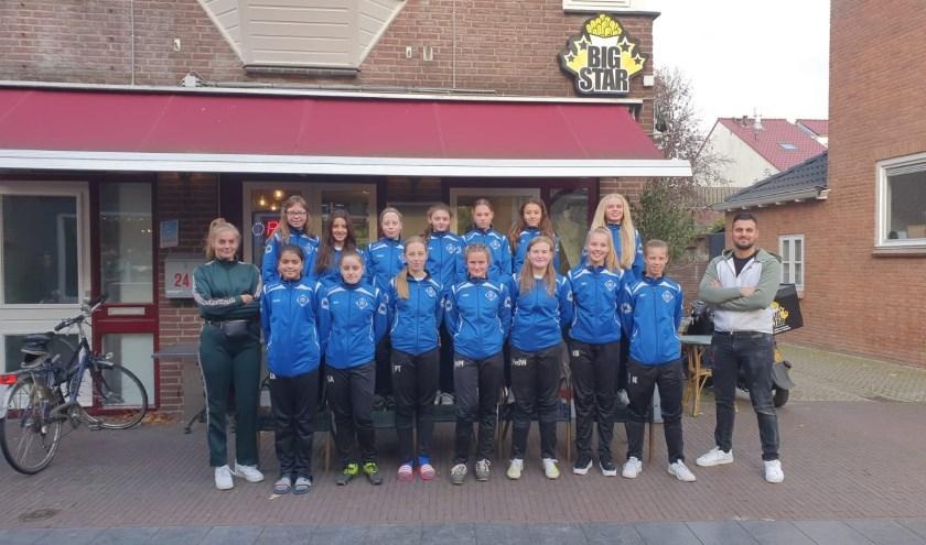 Team MO5 RKHVV (Foto: Vincent)