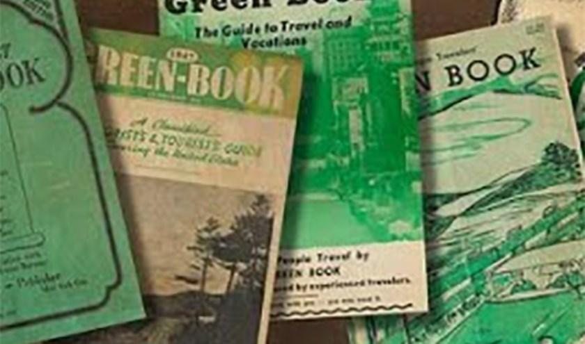 Filmposter Green Book.