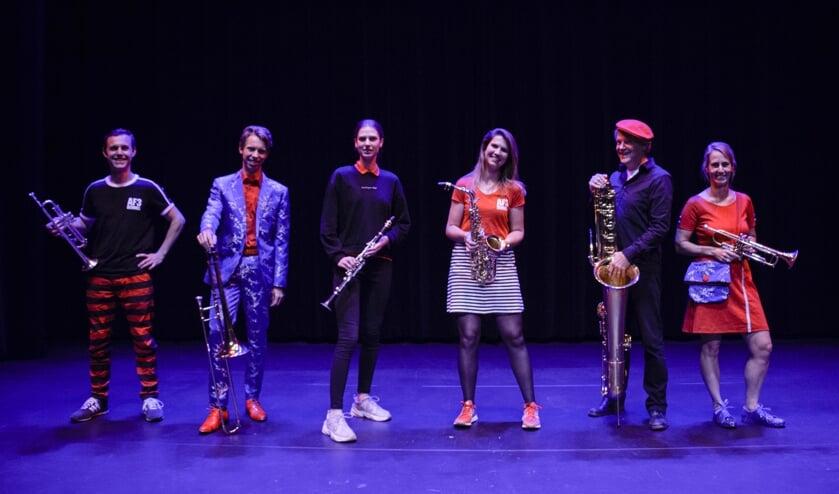 Bemmelse muzikanten heten een ieder van harte welkom bij 100% in Concert. (foto: Thijmen Peters)