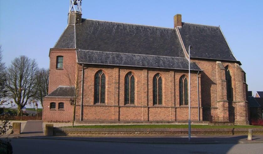 Kerk in Randwijk. (foto: Wikipedia)