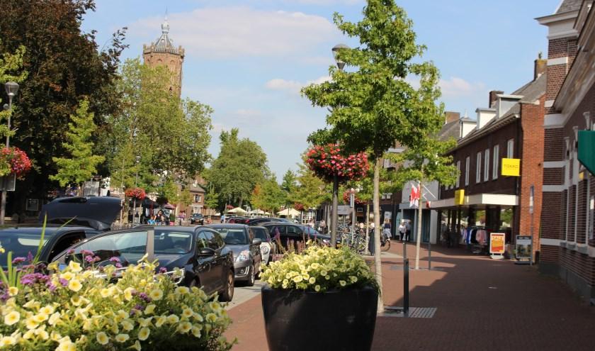 Centrum Elst. (foto: Eric Duffhuis)