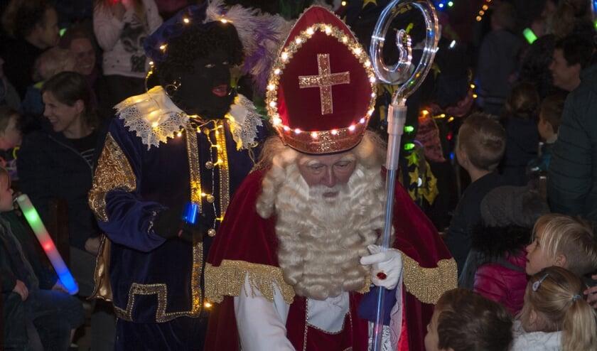 Kom je vrijdagavond de 6e ook afscheid nemen van Sinterklaas in Madriel? Graag tot dan! (foto: Rinus Hagen)
