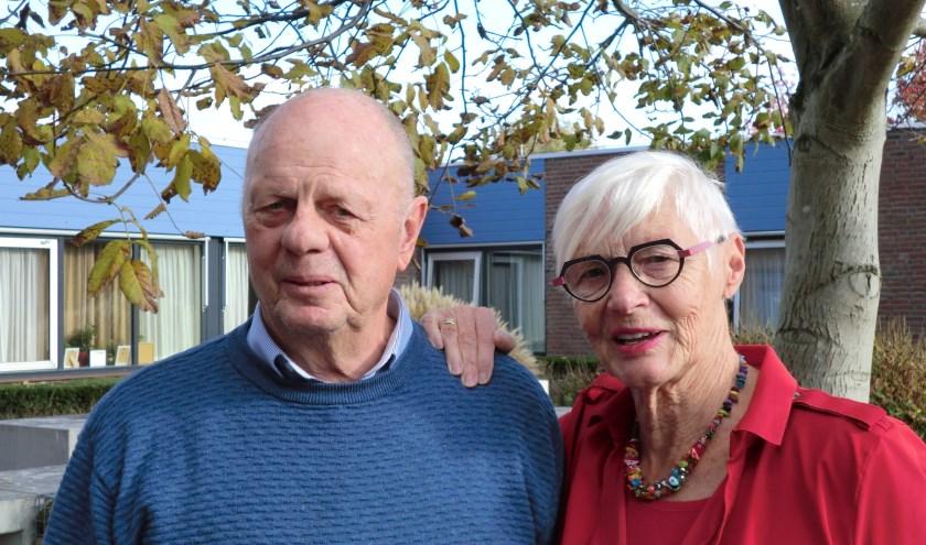 Giel en Lia van den Hoven. (foto: Roline Trapman)