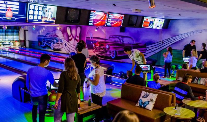 Bowling De Griethse Poort in Zevenaar. (foto: Dennis Daamen)