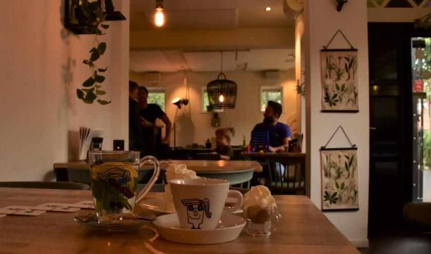 Kletskoppen in Eten&Drinken. (foto: Marion Zwart)