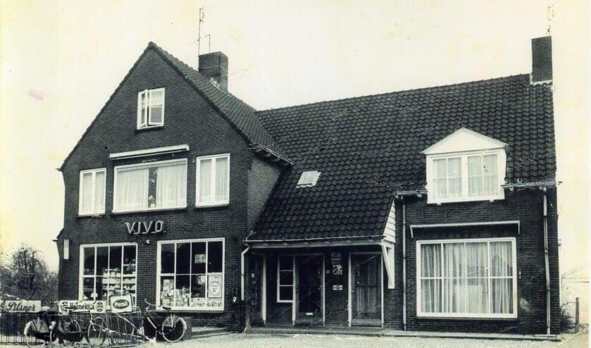 Vivo-winkel in de jaren '70. (foto van HKB)