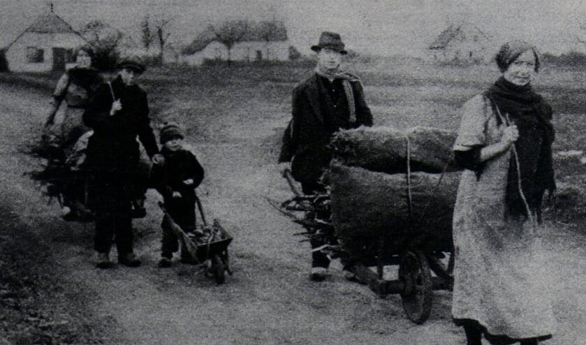 Foto uit 1916, collectie Gerrie Driessen. (foto: Archief Gerrie Driessen)