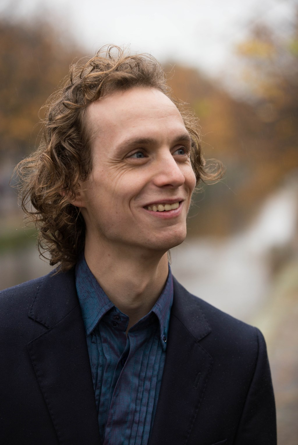 Tobias Borsboom. (foto: Arno Zaat)  © Hét Gemeentenieuws