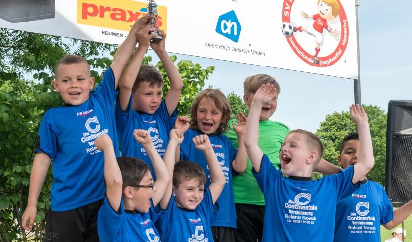 Duitse Winnaars. (foto: Hans van Wijk)