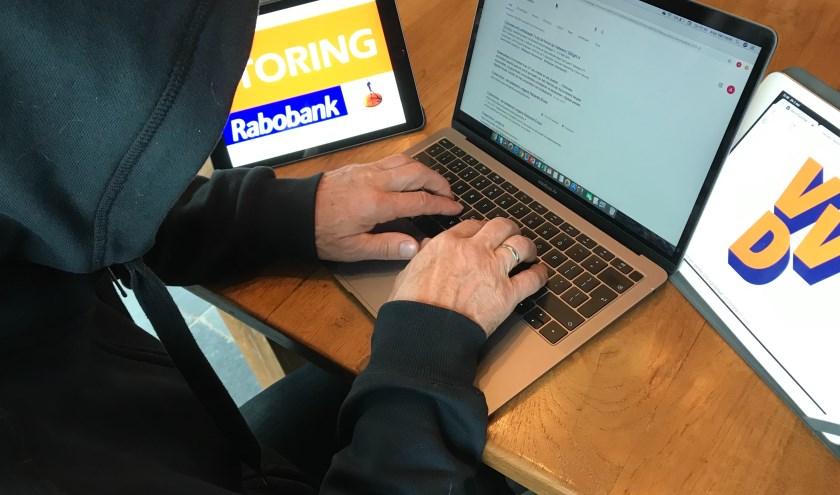 Cybercrime. (foto: A van Norel)