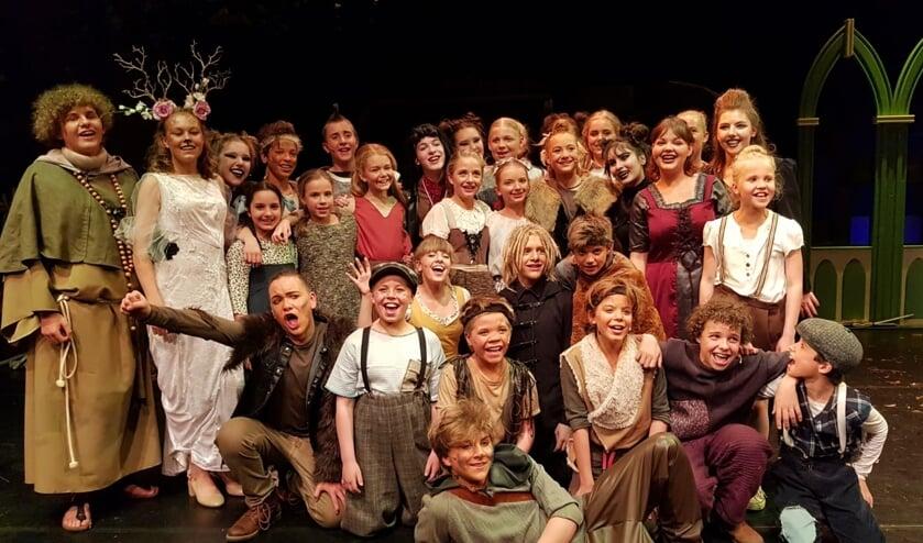Cast Robin Hood. (foto: Gerdien Jansen)