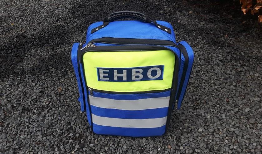Ehb0-tas zoekt cursisten. (foto: Herbert Bosch)