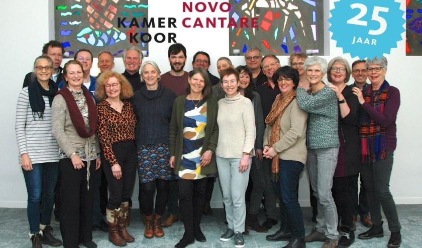Kamerkoor Novo Cantare 2018. (foto: Novo Cantare)