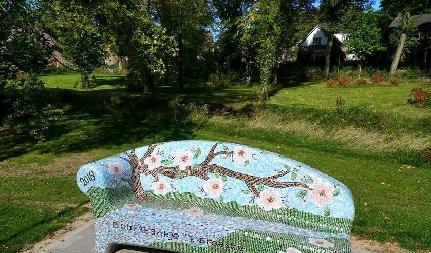 Social sofa. (foto: Forte Welzijn)