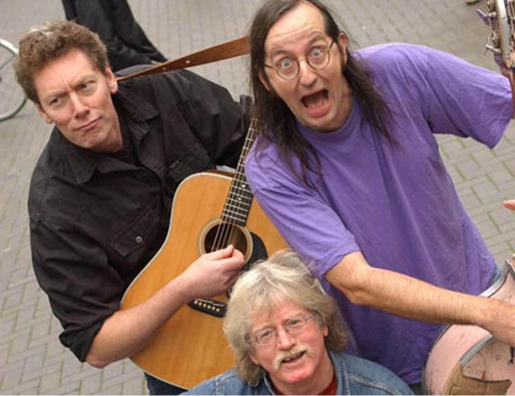 De godfathers van de straatmuziek, The Amazing Stroopwafels, sluiten het NKS af..  Foto: PR © Hét Gemeentenieuws