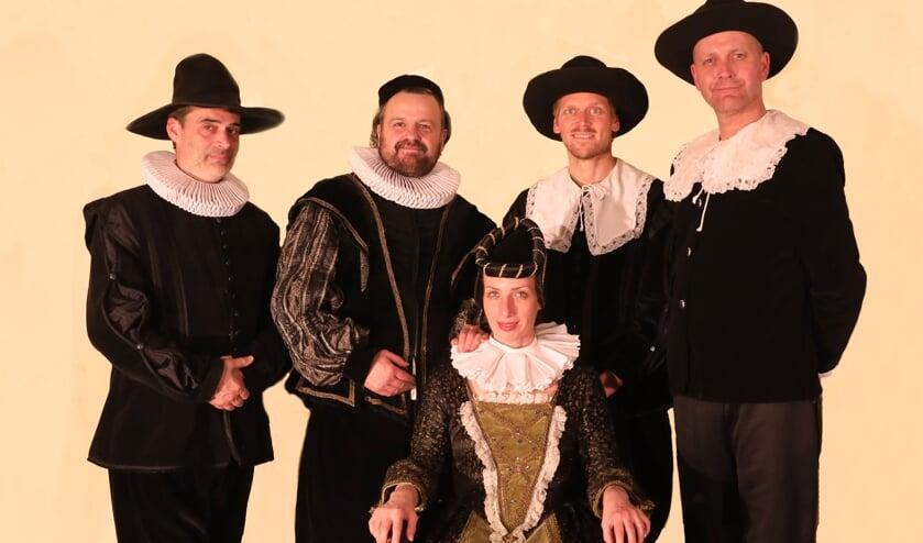 De bezetting van Willem van Oranje.