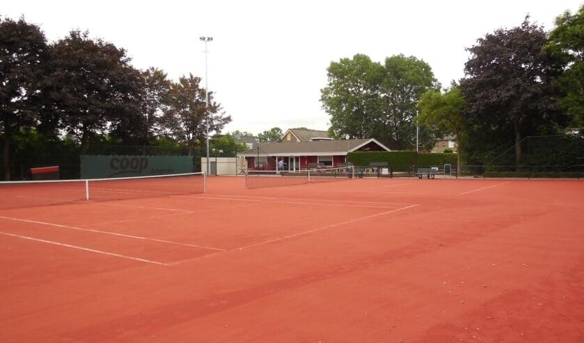 Tennisvereniging Angeren. (foto: Tennisvereniging Angeren)