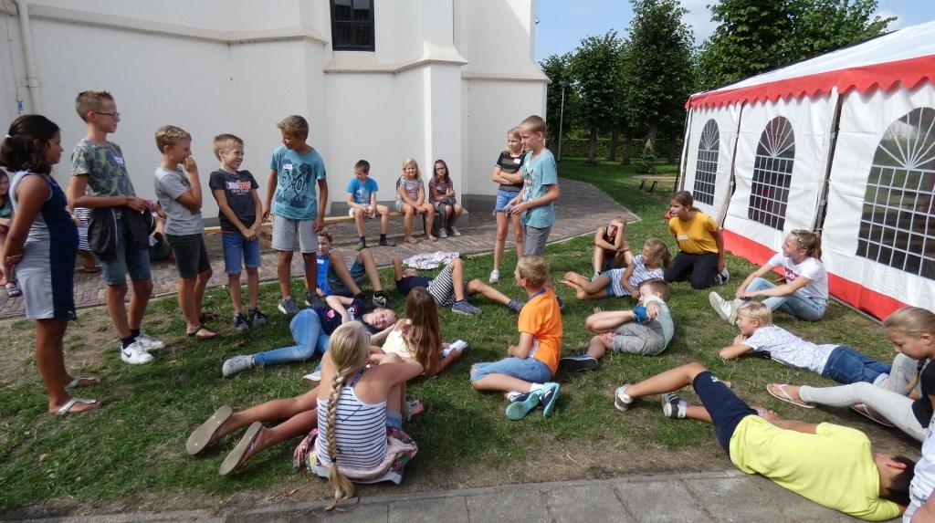 Spel Foto: Nelleke Brenkman © Hét Gemeentenieuws