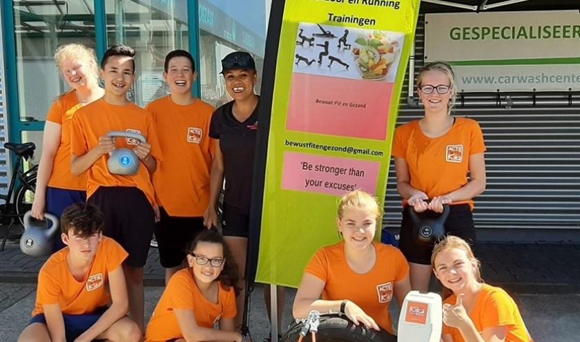 Full Body Workout door 'Bewust fit en gezond'