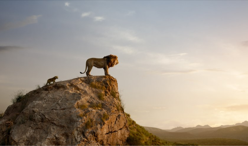 The Lion King (foto: Filmdepot.nl)