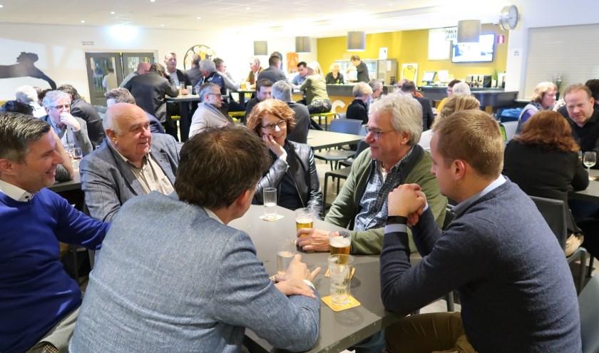 Impressie van de laatste bijeenkomst bij SDL. (foto: R. van Stralendorff)