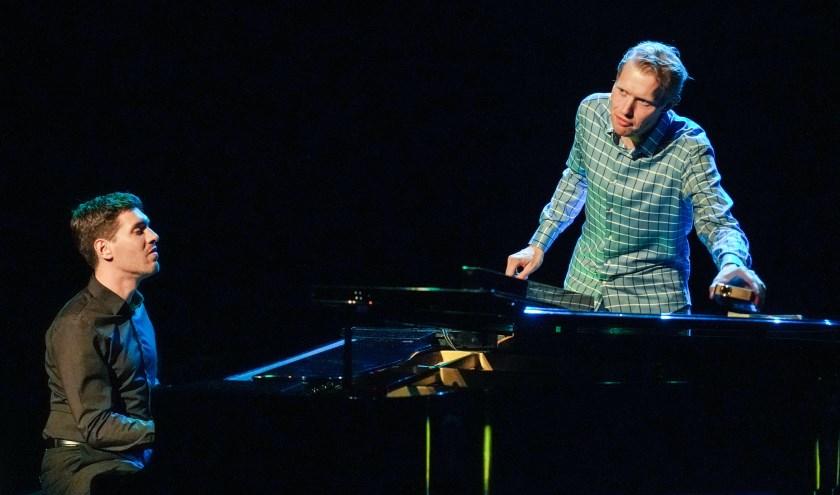 Jan Beuving met Rotatie. (foto: Jaap Reedijk)