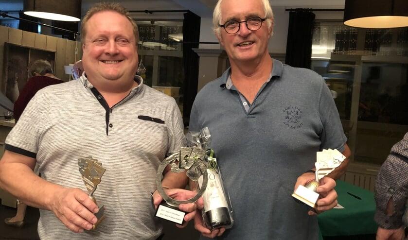 Erik Willems en Jaap van Veldhuijzen. (foto: Jos van de Werken)