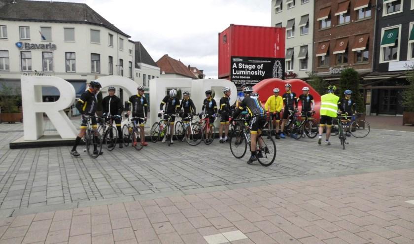 Roermond clubtweedaagse. (foto: Det Janssen)